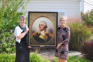 Lighthouse Christian Academy gets Washington portrait
