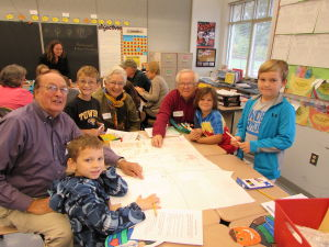 Matapeake Elementary celebrates grandparents, special friends day