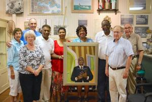 Residents donate portrait to Oxford Museum