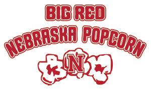 Big Red Nebraska Popcorn