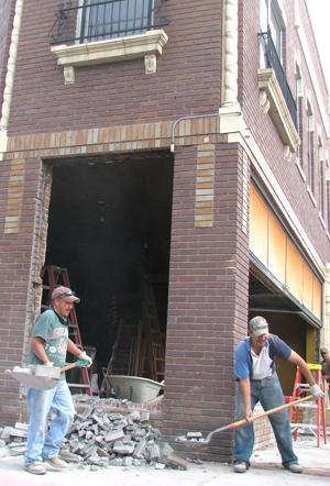 Historic downtown Scottsbluff building renovation progresses