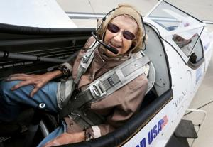 Seniors get chance of a lifetime, flying in WWII-era plane