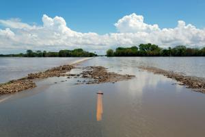 2015 top weather stories in Nebraska-DeWitt flooding