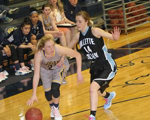 Puckett hits six 3-pointers in WNCC's win
