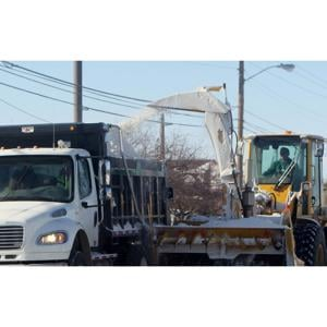 Behind the scenes of snow removal crews