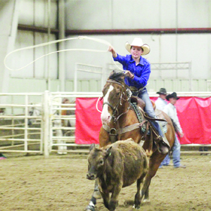 Rodeo series grows young athletes