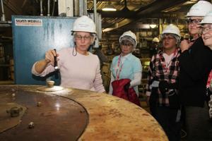 Western Sugar hosts annual factory tour
