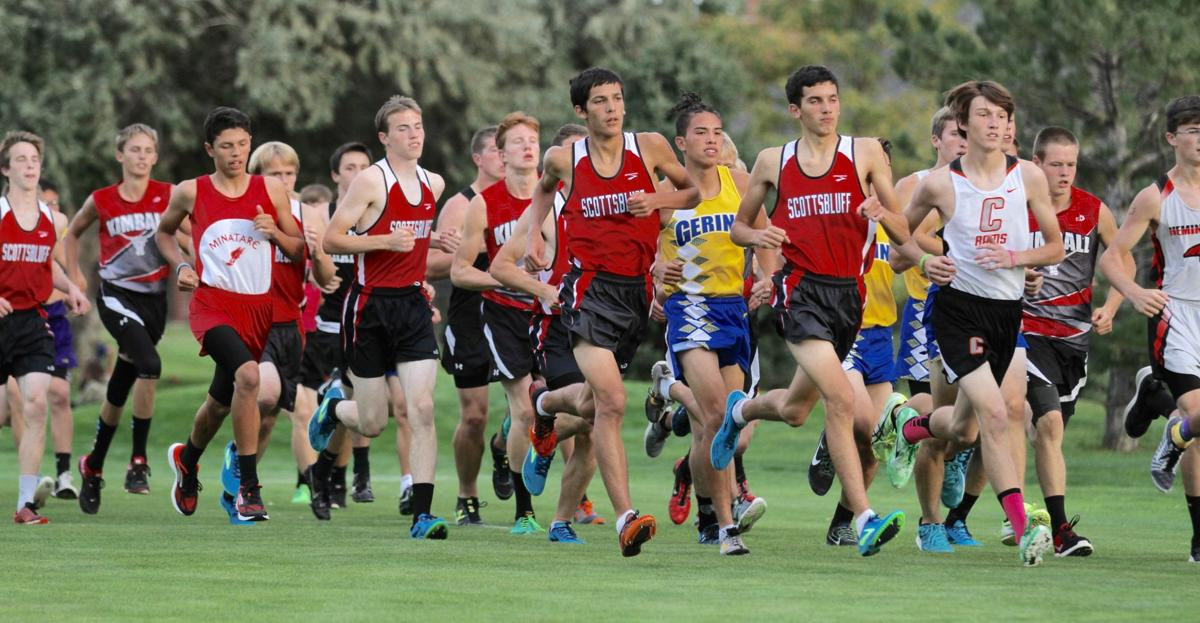 Scottsbluff runners sweep titles in panhandle cross for Cross country motor club phone number