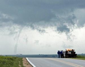 Tornados, heavy rain, hail cover valley