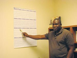 Ambitious project seeks to enhance camelina future-Augustine Obour