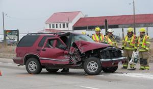 One person transported to RWMC following Monday morning accident
