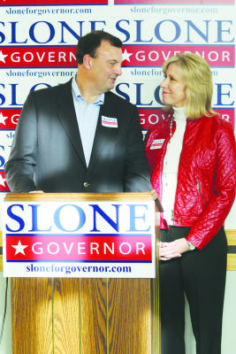 Slone announces run for Governor