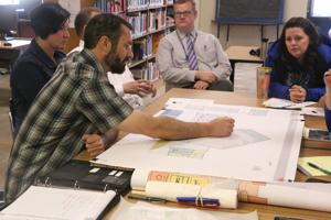 Architect seeks ideas for Gering Freshman Academy