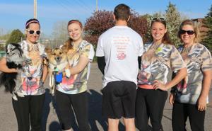 Walk raises awareness for MS