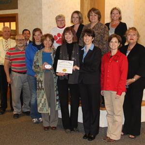 Local tour program claims regional award