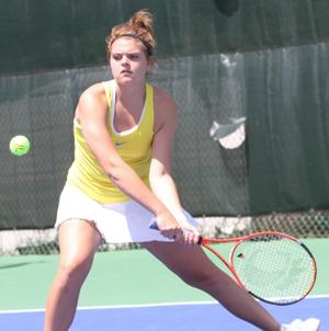 Scottsbluff, Alliance tennis teams seeking big finish