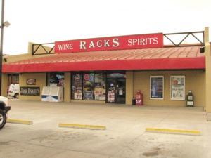 Racks Wine & Spirits adds sports bar