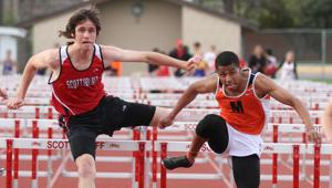 Mitchell's Gilliland named top male athlete after capturing 3 first-place finishes at Best in the West