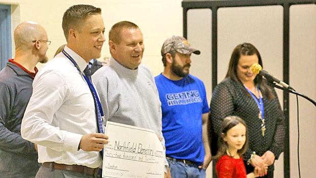 Northfield Elementary Receives Sizeable Donation For New