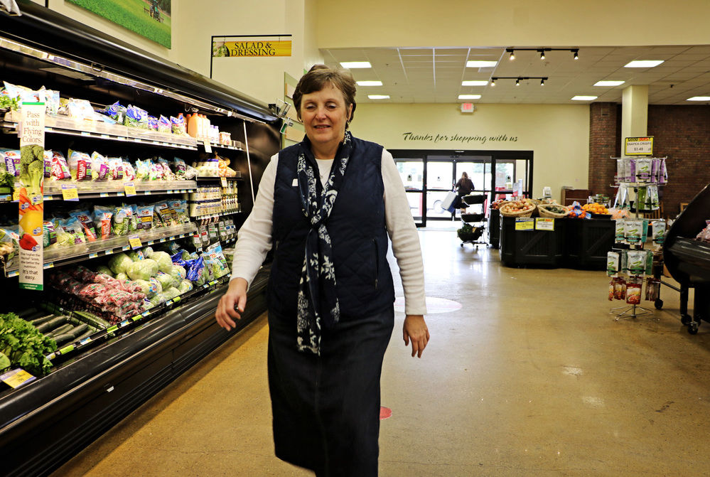 Grocery store opens up its doors to walkers local news