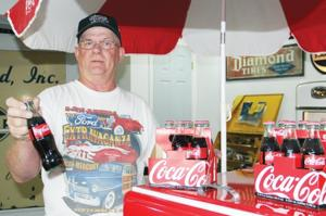 Cozad scoots for loot for Festival of Hope-Tom Cozad