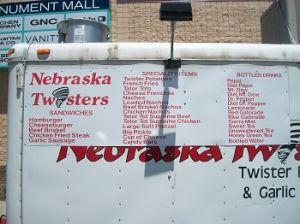 Nebraska Twisters / Gabes BBQ