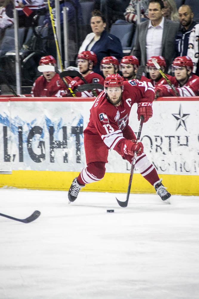 ECHL: Allen Americans Let Elimination Chance Slip Aside Against League's Best