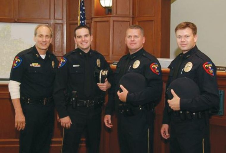 More join the force — Plano PD welcomes three new recruits | Plano ...