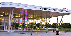 <p>Curtis Culwell Center, <span>4999 Naaman Forest Blvd. in Garland</span></p>