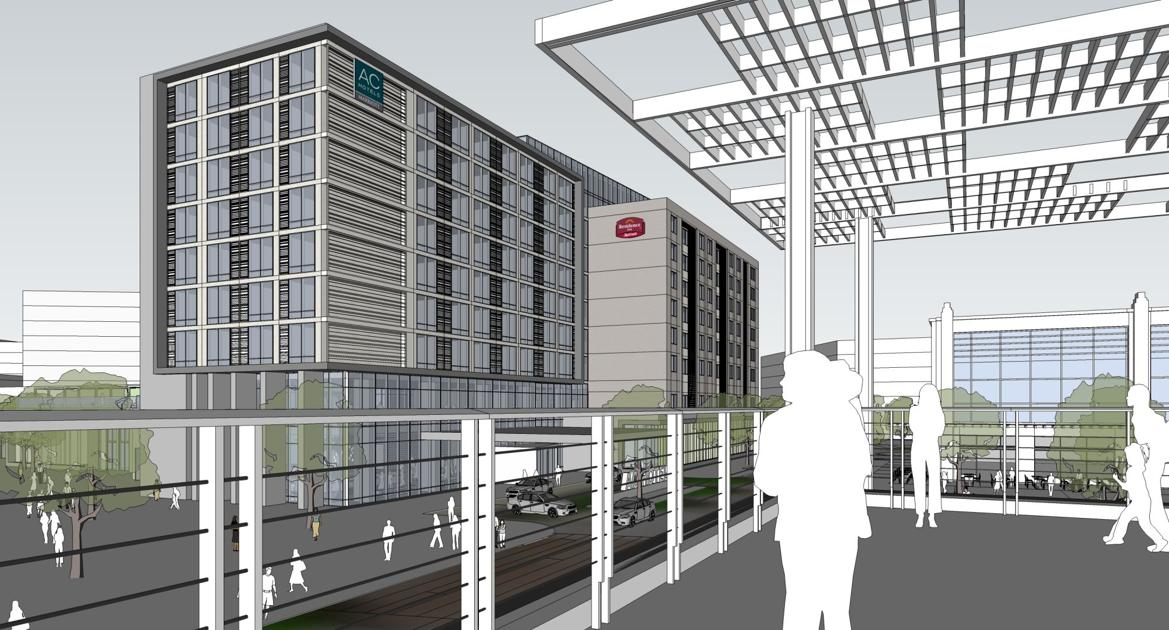 NewcresetImage plans to build a 600-room lifestyle hotel campus at Frisco Station.