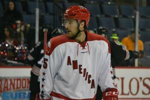 <p>Allen Americans defenseman Aaron Gens was named all-ECHL second team last season.</p>