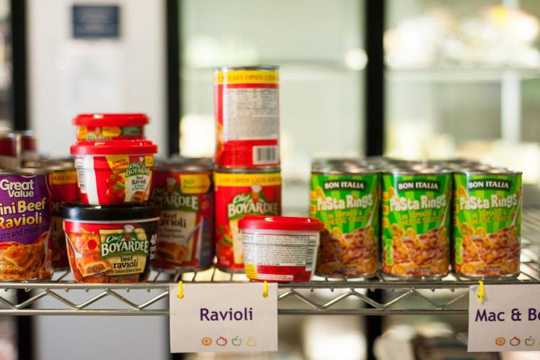 allen community outreach food pantry in short supply