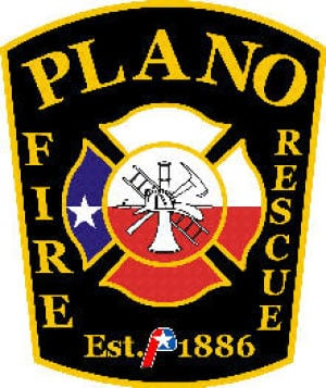 Plano Fire Department logo