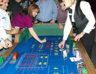 Coppell casino night