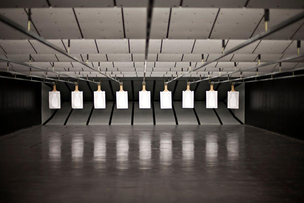 Fm council approves sup for indoor gun range news for Indoor shooting range design uk