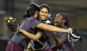 <p>Lewisville's softball team advanced to the Class 6A State Championship Game this season.</p>