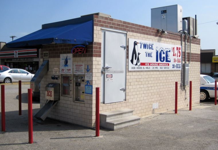 Five on three: Twice the Ice of Mesquite | Business ...