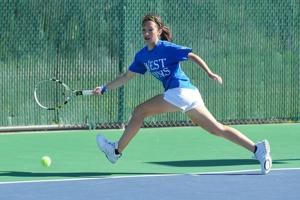 Tori Simmons, Plano West tennis