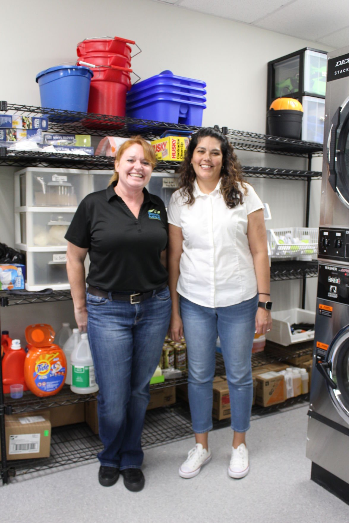 local cleaning company offers free service for women with