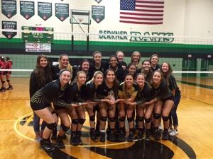 <p>The Colony's volleyball team took first place last weekend at the Richardson Berkner Lady Ram Festival. It was the first time the program has won a non-district tournament since 2010.</p>