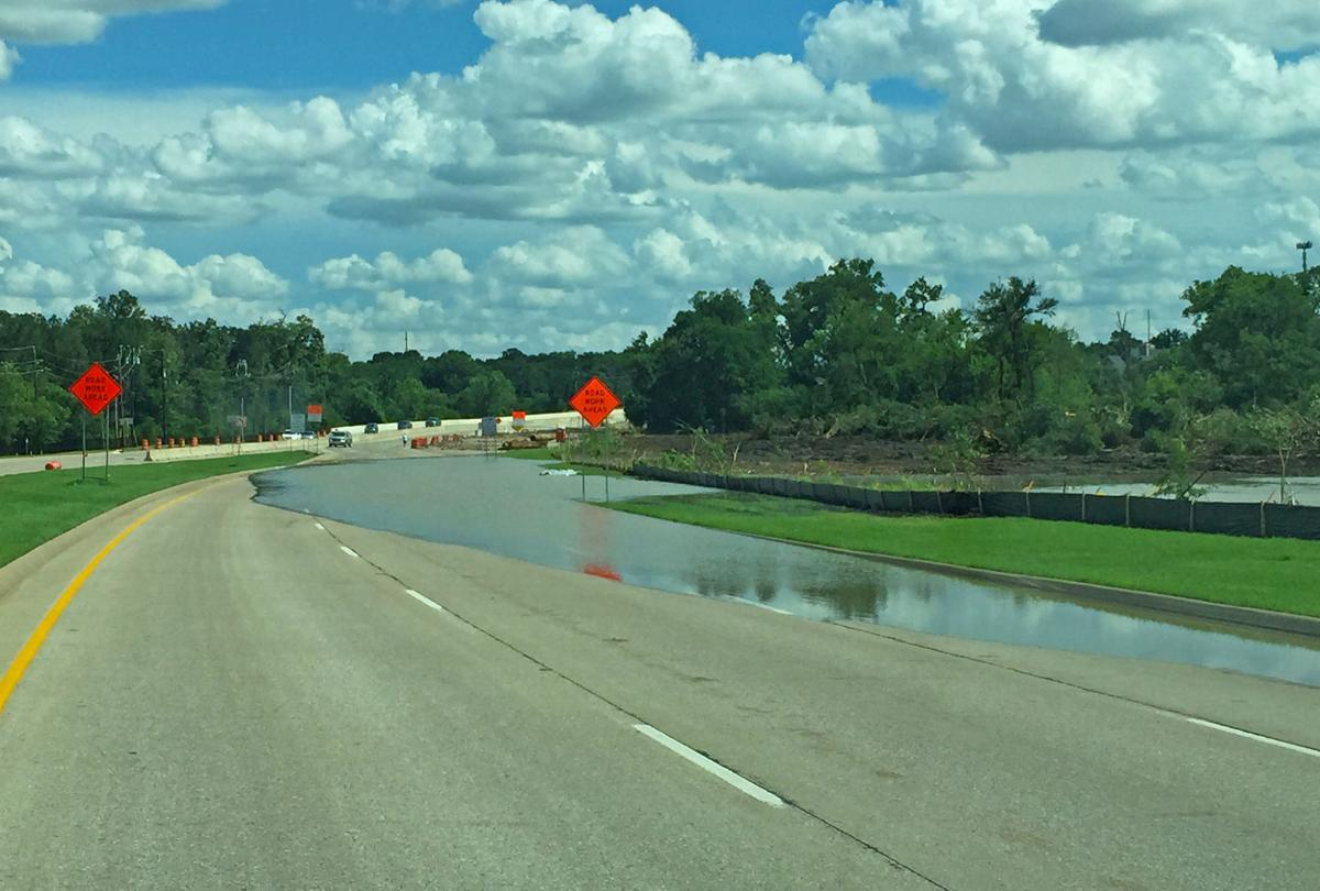 Flower Mound releases update on FM 2499 conditions updated The Leader