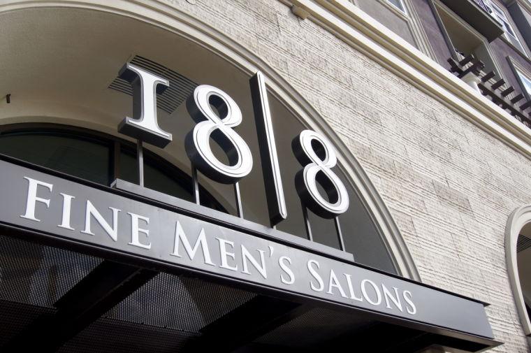 New 18 8 fine men 39 s salon to open in plano business for 18 8 salon dallas