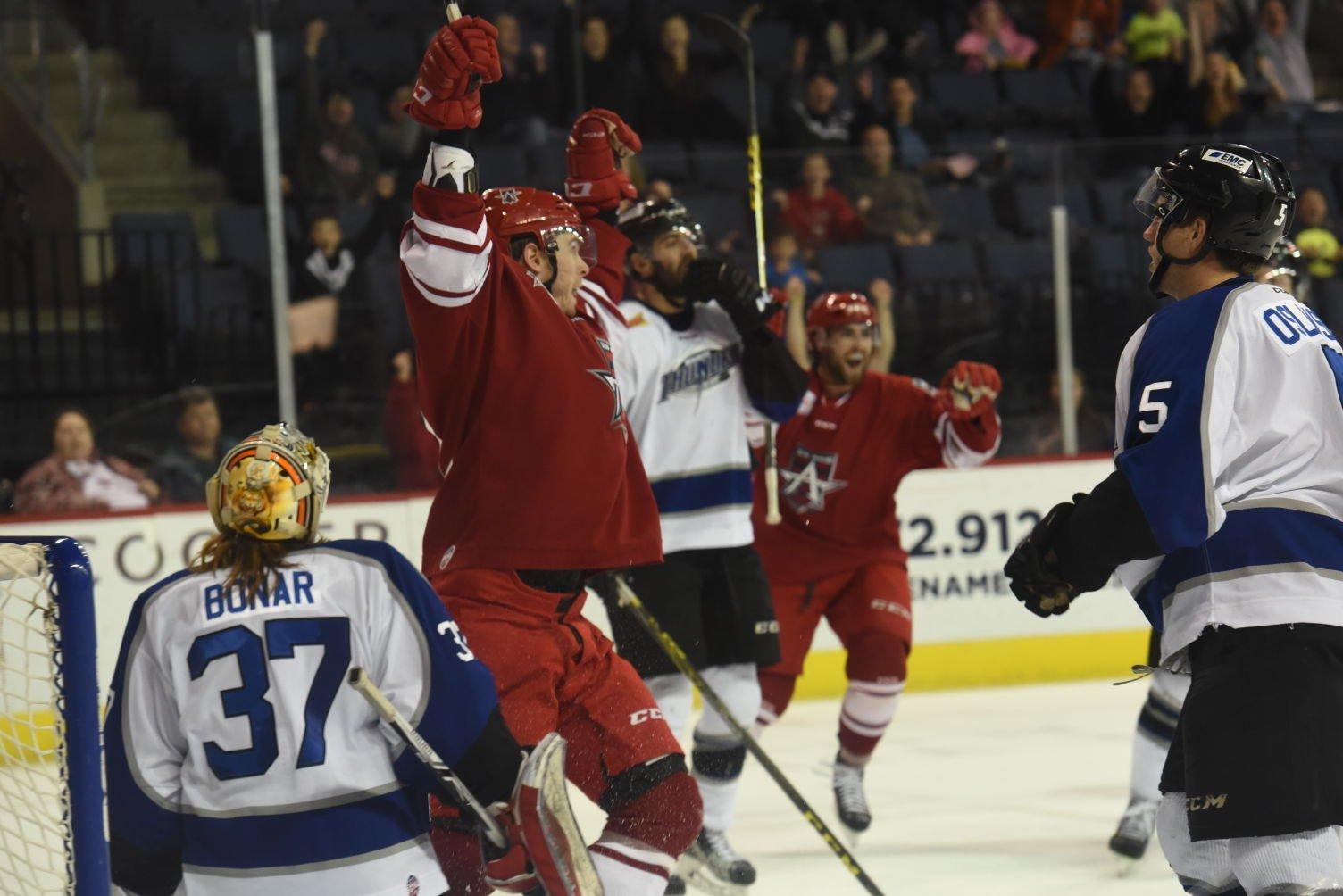 ECHL: Allen Americans Enter Week On Four-game Win Streak, Best League's Top Team
