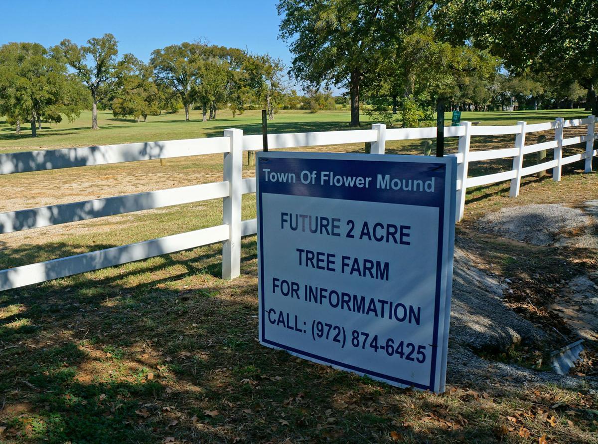 Flower Mound announces plans for tree farm News