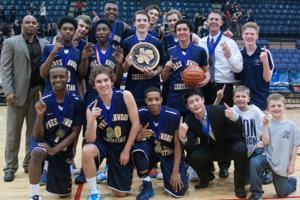 Prestonwood Christian Academy boys basketball