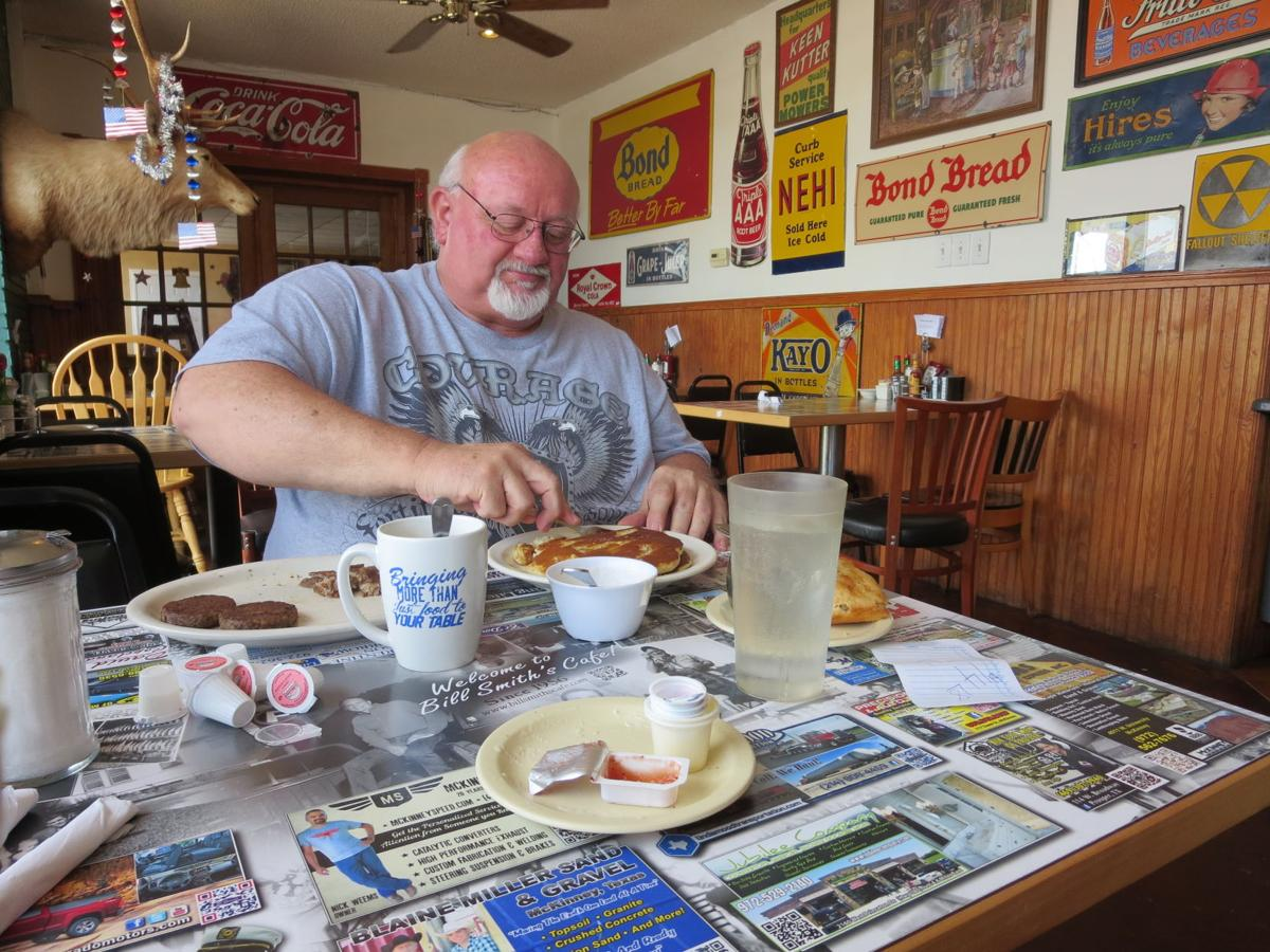 A McKinney breakfast: Bill Smith's Café marks 60th year in the community