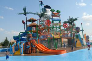 <p>Military, firefighter, police and emergency medical personnel will get in free to Hawaiian Falls this week.</p>