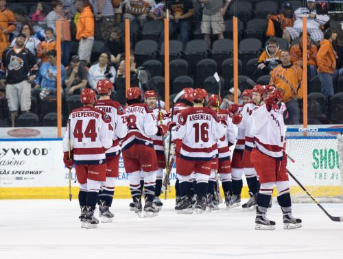 ECHL: Allen Americans Eliminate League's Top Team On Road, Bound For Conference Finals