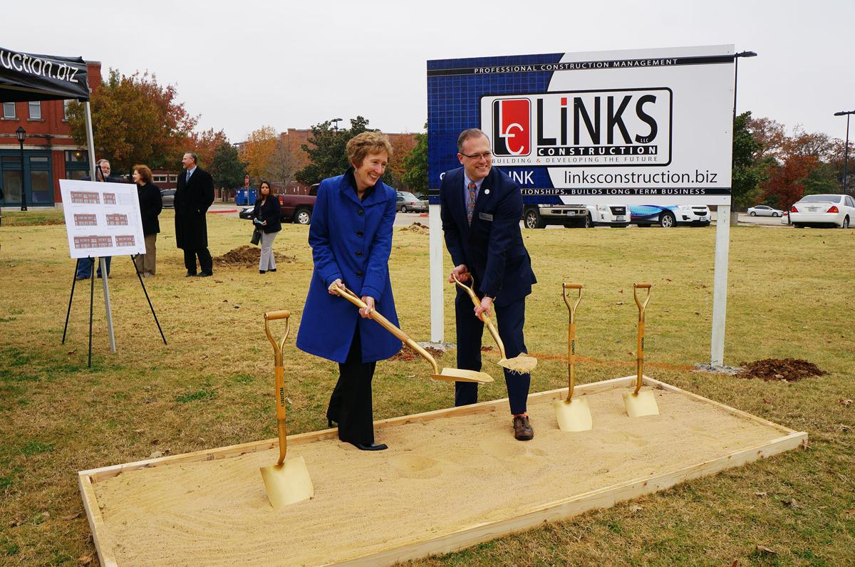 MSU breaks ground at Parker Square News