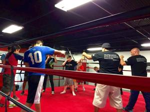 <p>Ring of Hope recently opened its second location in The Colony. The boxing club aims to create a relationship between Christ and its boxers.</p>
